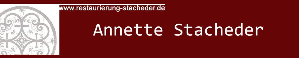 Restaurierungs-Atelier Stacheder, Weingarten und Ravensburg