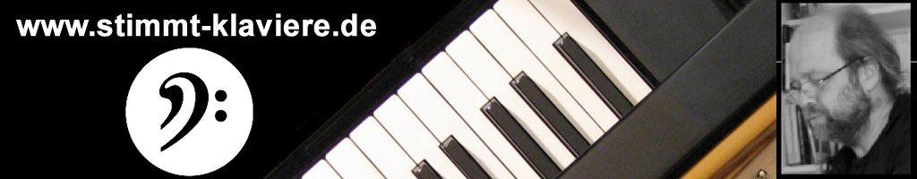 Klavierwerkstatt und Pianohaus Stimmt, Weingarten und Ravensburg
